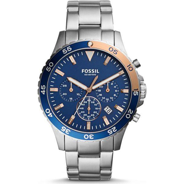 orologio-uomo-cronografo-fossil-crewmaster-CH3059