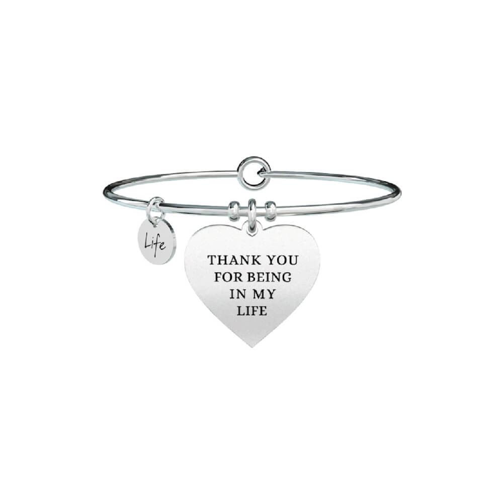 prezzo di fabbrica d5c48 8bb8a BRACCIALE KIDULT LIFE - LOVE - CUORE | IN MY LIFE - 731296