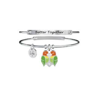 bracciale-donna-kidult-love-inseparabili-insieme-per-sempre-731272