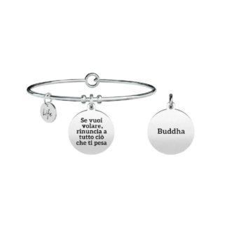 bracciale-donna-kidult-spirituality-se-vuoi-volare-buddha-731303