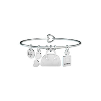 bracciale-donna-kidult-symbols-borsa-i-love-shopping-731259