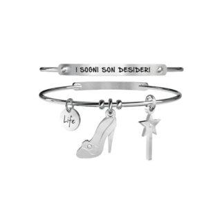 bracciale-donna-kidult-symbols-scarpetta-principessa-per-sempre-731075