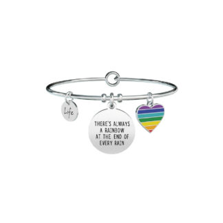 bracciale-donna-kidult-philosophy-there's-always-a-raimbow-731313
