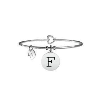 bracciale-donna-kidult-symbols-iniziale-F-231555F