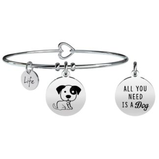 Bracciale-donna-Kidult-animal-planet-cane-affetto-731372