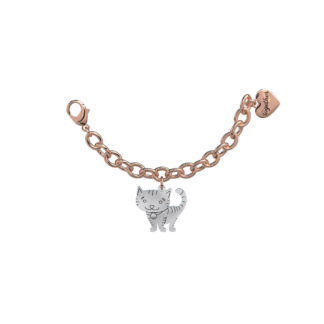 Elemento-Singolo-Bracciale-2Jewels-Together-Gatto-Friendship-131043