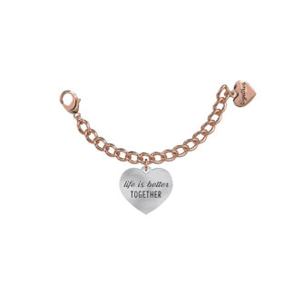 Elemento-Bracciale-2Jewels-Life-is-Better-Together-Love-131015