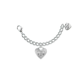 Elemento-Bracciale-2Jewels-Together-Cuore-a-Lucchetto-100-Love-131001