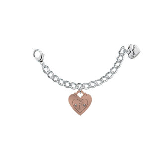 Elemento-Bracciale-2Jewels-Together-Cuore-a-Lucchetto-100-Love-131017