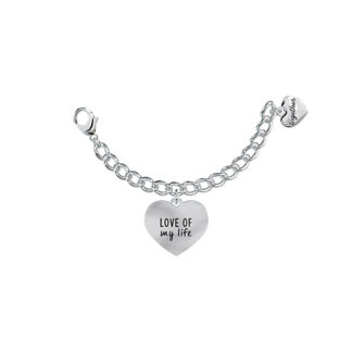 Elemento-Bracciale-2Jewels-Together-Love-of-My-Life-100-Love-131027