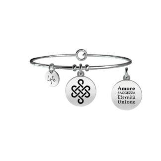 Bracciale-donna-Kidult-symbols-nodo-infinito-unione-731065