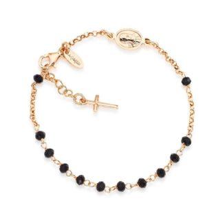 bracciale-rosario-cristalli-croce-charm-brorn4