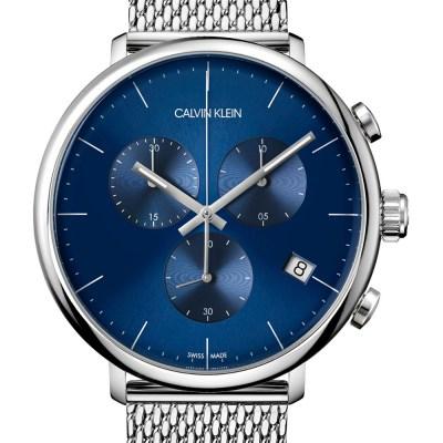 orologio-calvin-klein-uomo-high-noon-chrono-blue-K8M2712N