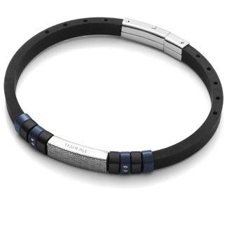 bracciale-uomo-gioielli-4us-cesare-paciotti-rubber-one-4ubr2717