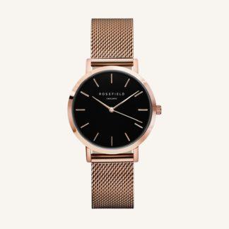 orologio-solo-tempo-donna-rosefield-tribeca-nero-oro-rosa-tbr-t59