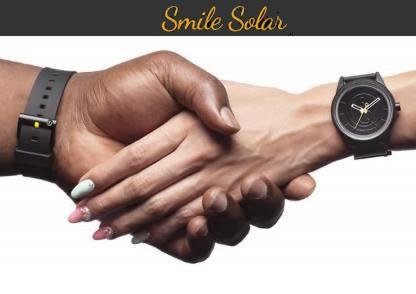 Smile Solar By Citizen