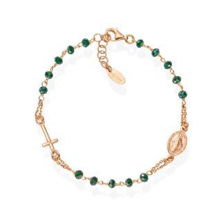 amen-BRORVB3-bracciale-rosario-cristalli-verde-bottiglia_3492_zoom