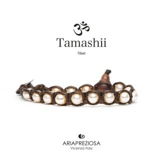 bracciale-tamashii-unisex-tibet-buddista-perla-rosa-BHS601-192-PINK-PEARL