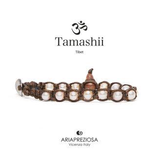 bracciale-tamashii-unisex-tibet-buddista-perla-viola-BHS601-194-PURPLE-PEARL